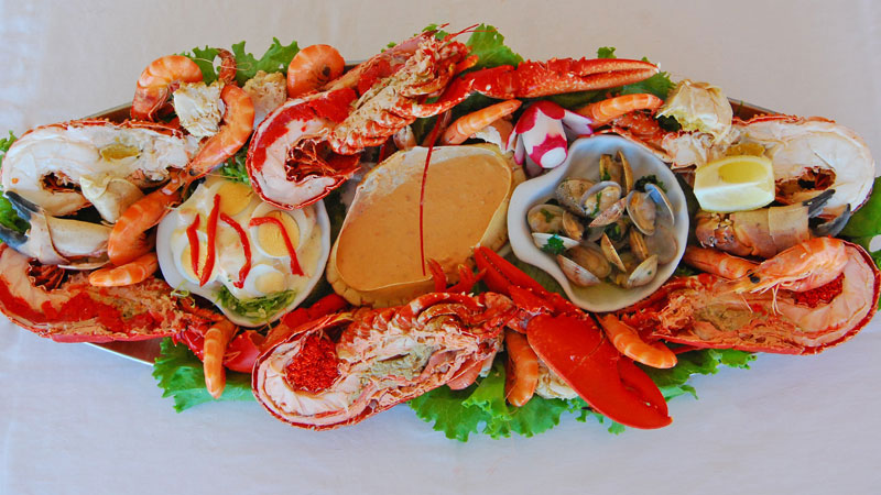Special Seafood Platter